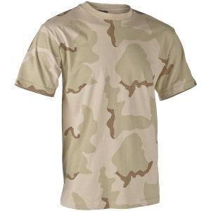 Helikon T-paita - 3-Värinen Desert