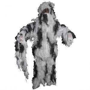 MFH Camouflage Naamioitumispuku - Snow