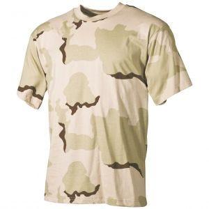MFH T-paita - 3-Värinen Desert
